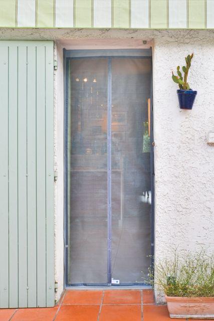 Moustiquaire Ajustable Aimantée Pour Portes Et Portes Fenêtres
