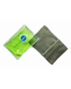 Chaufferettes de Poche - Réutilisables et Pratiques - 11x8 cm - avec housse en microfibre offerte
