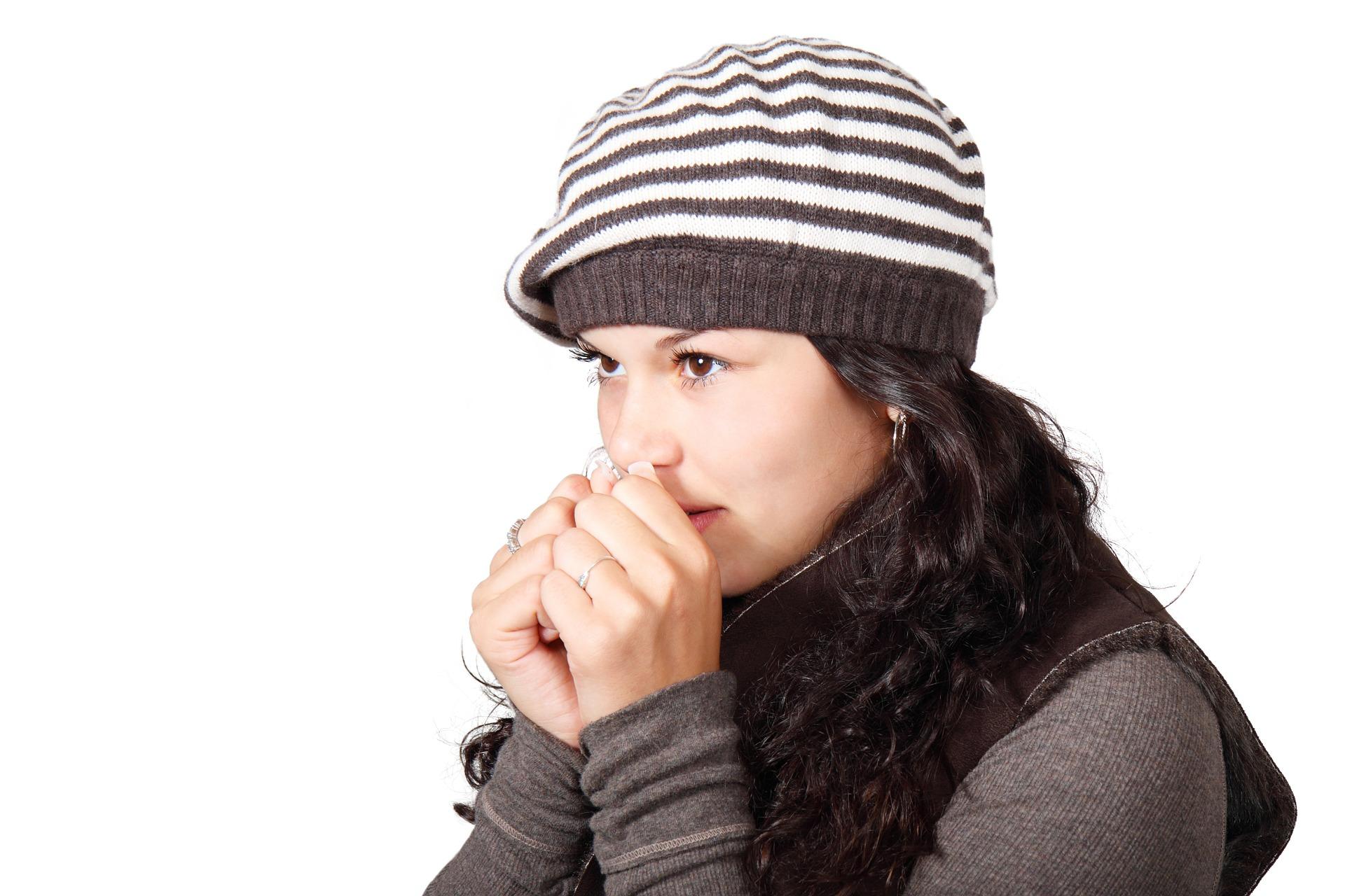 Pourquoi a-t-on froid aux mains et aux pieds en hiver ?