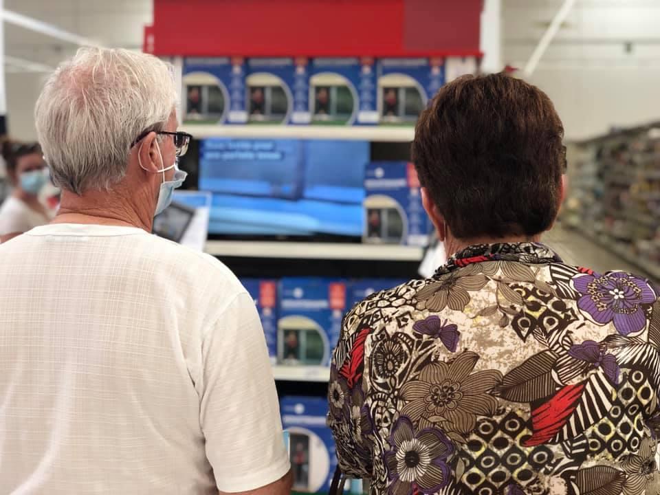 marie louise a acheté sa moustiquaire Tranquilisafe chez Auchan