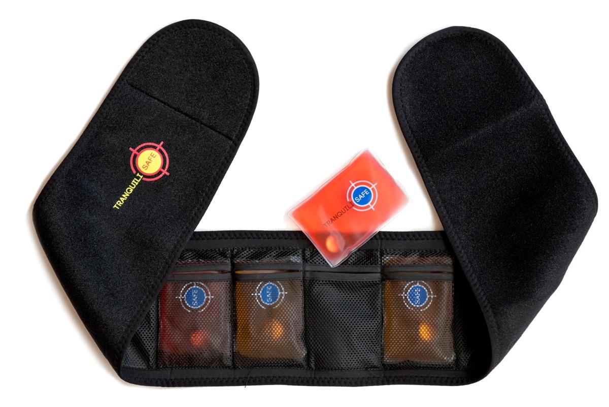 Il suffit en effet de glisser les poches chauffantes dans les compartiments  adéquats pour bénéficier des bienfaits de la chaleur et de la  thermothérapie sur ... 0a81e417b21