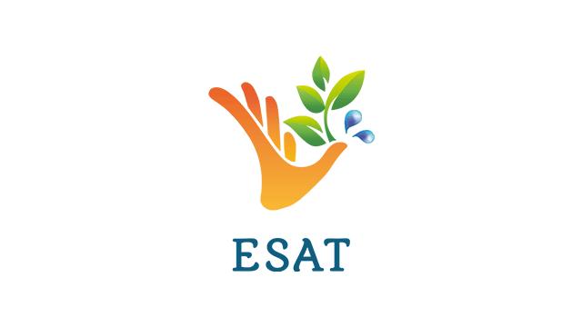 logo de l'ESAT