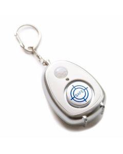 Alarme personnelle anti agression et antivol avec détecteur de mouvement
